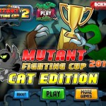 Mutant Fighting Cup 2016: Cat Edition Screenshot
