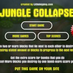 Jungle Collapse Screenshot