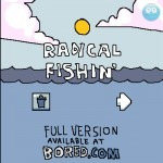Radical Fishing Screenshot