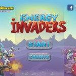Energy Invaders Screenshot