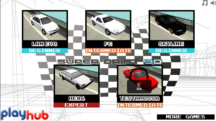 super drift 3d game online