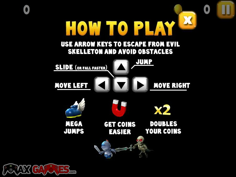 Super castle sprint hacked cheats hacked free games