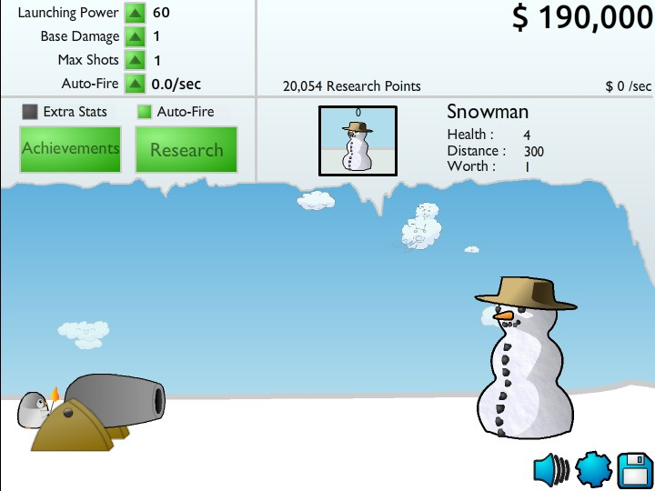 Play Learn to Fly Idle, a free online game on Kongregate