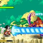 Dragon Ball Fierce Fighting Screenshot