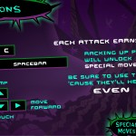 Danny Phantom: Urban Jungle Rumble Screenshot