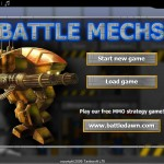 Battle Mechs Screenshot