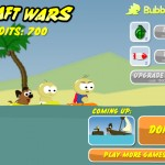 Raft Wars Screenshot