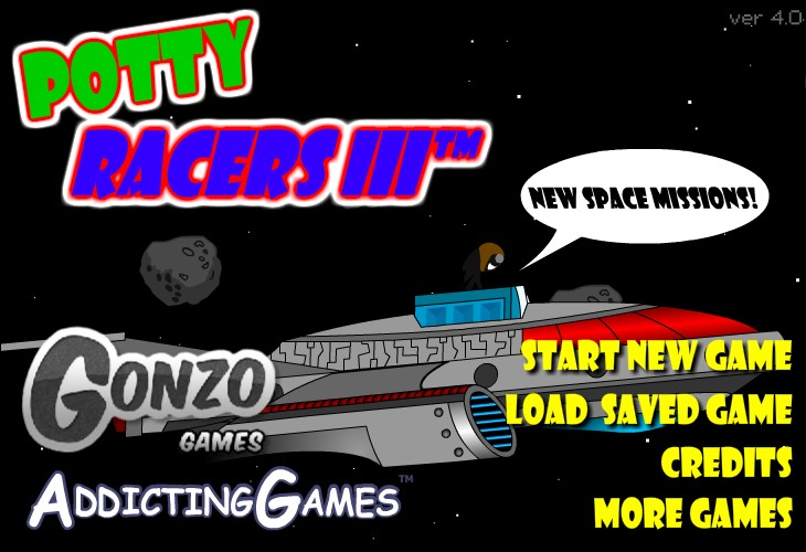 Potty racers 3 hacked my hacked games review ebooks