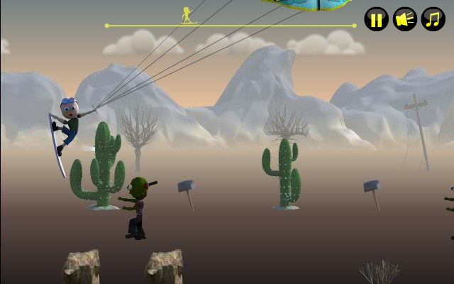 zombie kiteboarding hacked cheats hacked free games