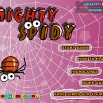 Mighty Spidy Screenshot