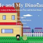 Me and My Dinosaur Screenshot
