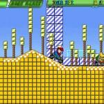 Mario Minicross Challenge Screenshot