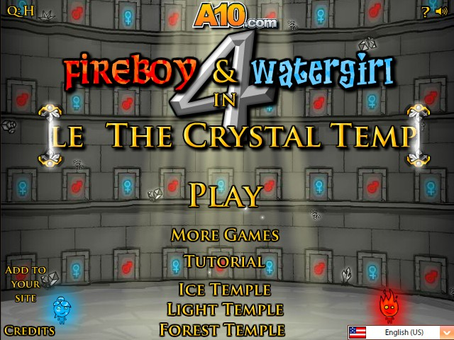 watergirl and fireboy 4