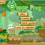 Super Frog Screenshot