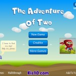 The Adventure of Two Screenshot