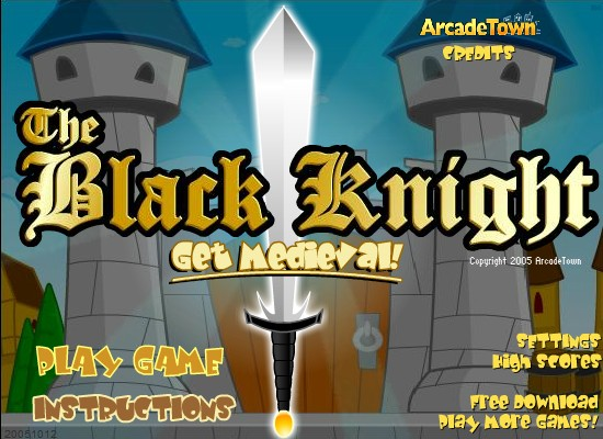 Black Knight Online Game