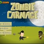 Zombie Carnage Screenshot