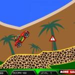 Johnny Test Ride 3 Screenshot