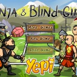 Ninja and Blind Girl 2 Screenshot