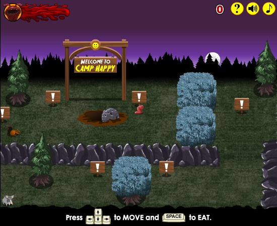 Play The Visitor: Massacre at Camp Happy, a free online ...