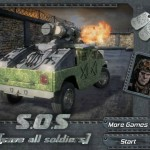 S.O.S. Save All Soldiers Screenshot