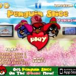 Penguin Slice: Valentine Screenshot