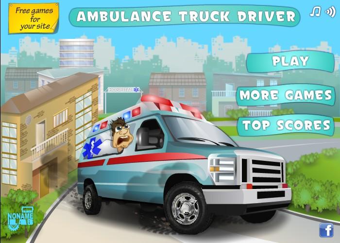 Car Wash Delivery Van Games
