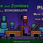 Dude and Zombies Screenshot