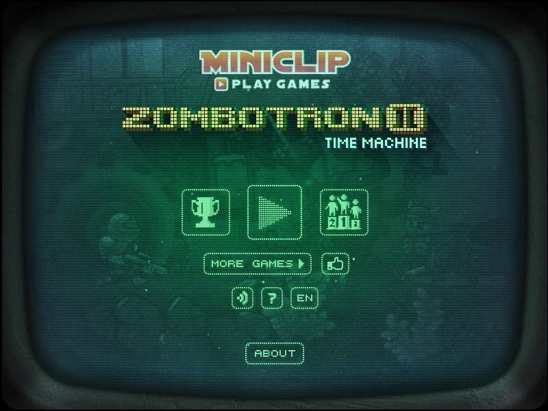 zombotron time machine