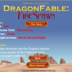 DragonFable: FireSpawn Screenshot