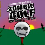 Zombie Golf: Club House of the Dead Screenshot