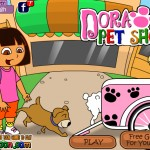 Dora Pet Shop Screenshot