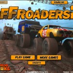 Offroaders 2 Screenshot