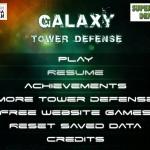Galaxy Tower Defense Screenshot