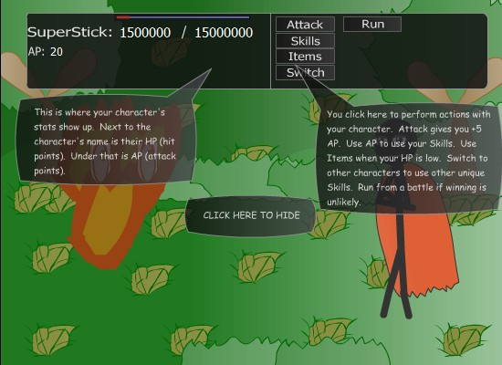 Super stick rpg 3 hacked cheats hacked free games
