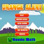 Orange Alert Screenshot