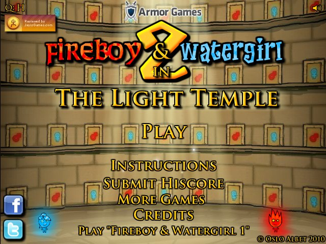 Fireboy And Watergirl 5 Elements   Cool Math Games  Cool Math Games Fireboy And Watergirl