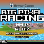Big Pixel Racing Screenshot