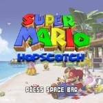 Super Mario Hopscotch Screenshot