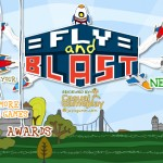 Fly and Blast Screenshot