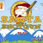 Santa with a Shotgun Screenshot