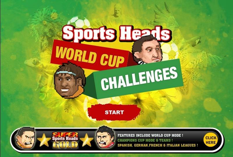 Head Action Soccer World Cup - Juega gratis online en ...