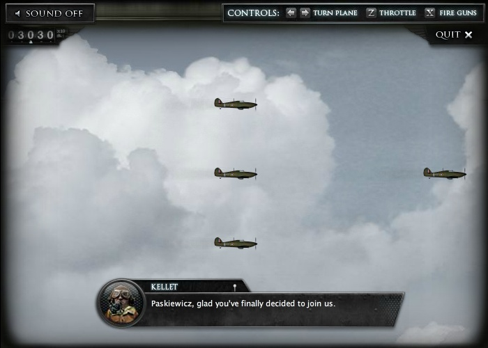 Battle of Britain: 303 Squadron Hacked (Cheats) - Hacked