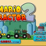 Mario Tractor 2 Screenshot
