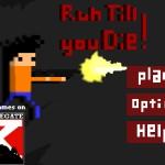 Run Till You Die! Screenshot