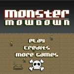 Monster Mowdown Screenshot