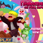 Nightmare On Pink Street Screenshot