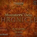 Monsters Den Chronicles Screenshot