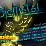 Biometal Screenshot