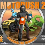 Moto Rush 2 Screenshot